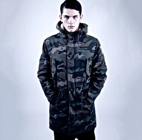 Borough Park Parka