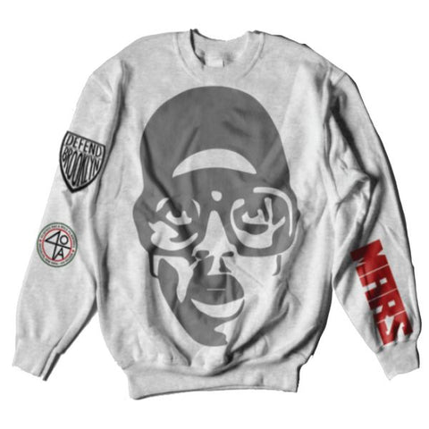 Spike Face Sweatshirt