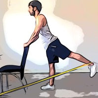 Leg Extension - Legs Exercise - Haryzona