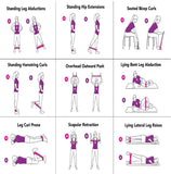 Exercises Resistance Bands Haryzona