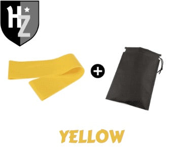 Yellow Resistance Band