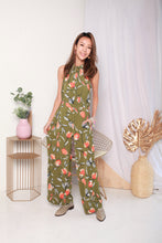 Load image into Gallery viewer, Flower Power Jumpsuit