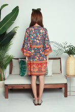 Load image into Gallery viewer, Short Peranakan Dress