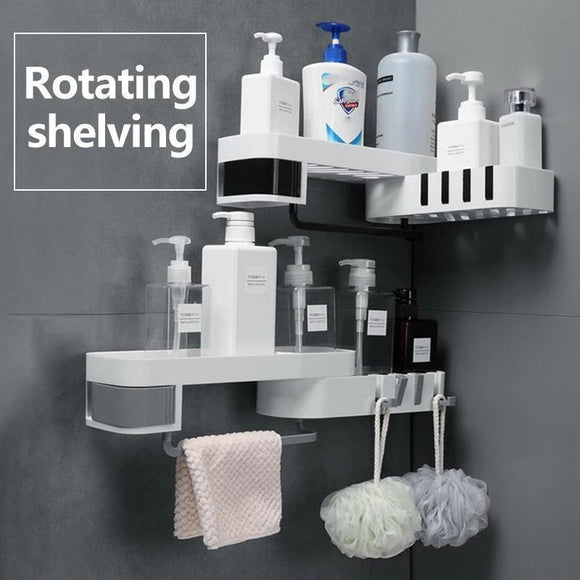 Rotating Storage Shelf