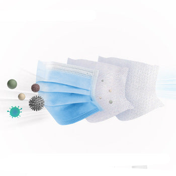 3 ply hospital facemask pm 2.5 disposable non-woven facemask