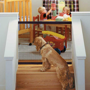 Portable Pets&Kids Safety Door Guard