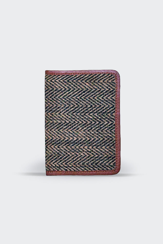 Herringbone Passport Cover