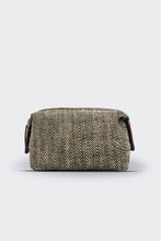 Load image into Gallery viewer, Herringbone Toiletry  Bag