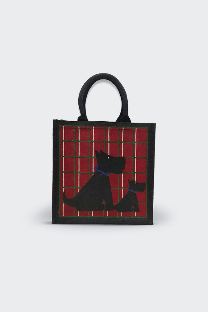 Jute Shopping/Gift Bag (Pack of 2)
