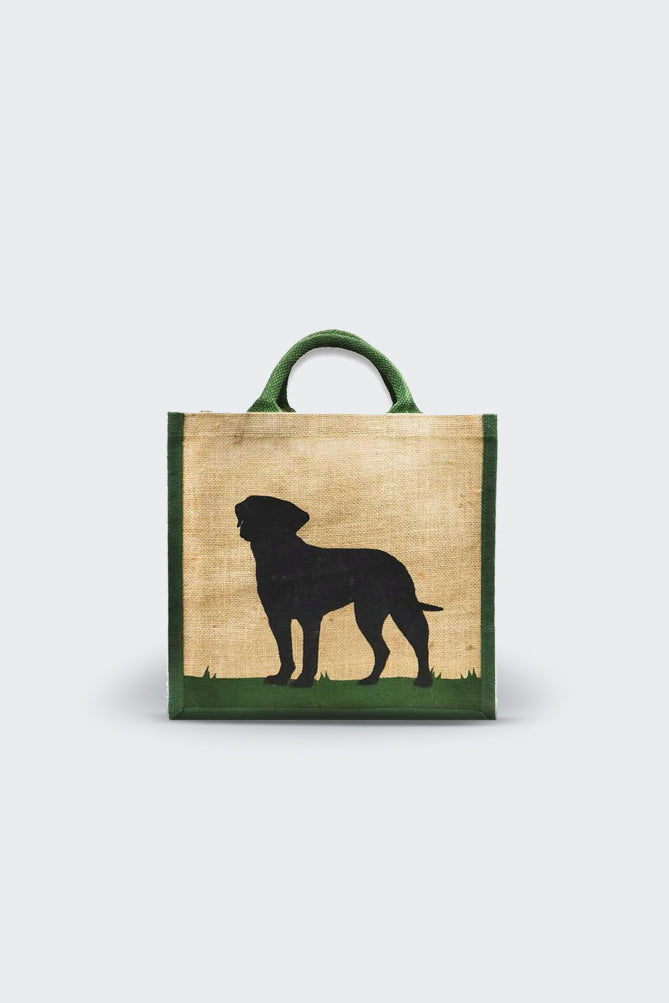 Jute Shopping/Gift Bags (Pack of 2)