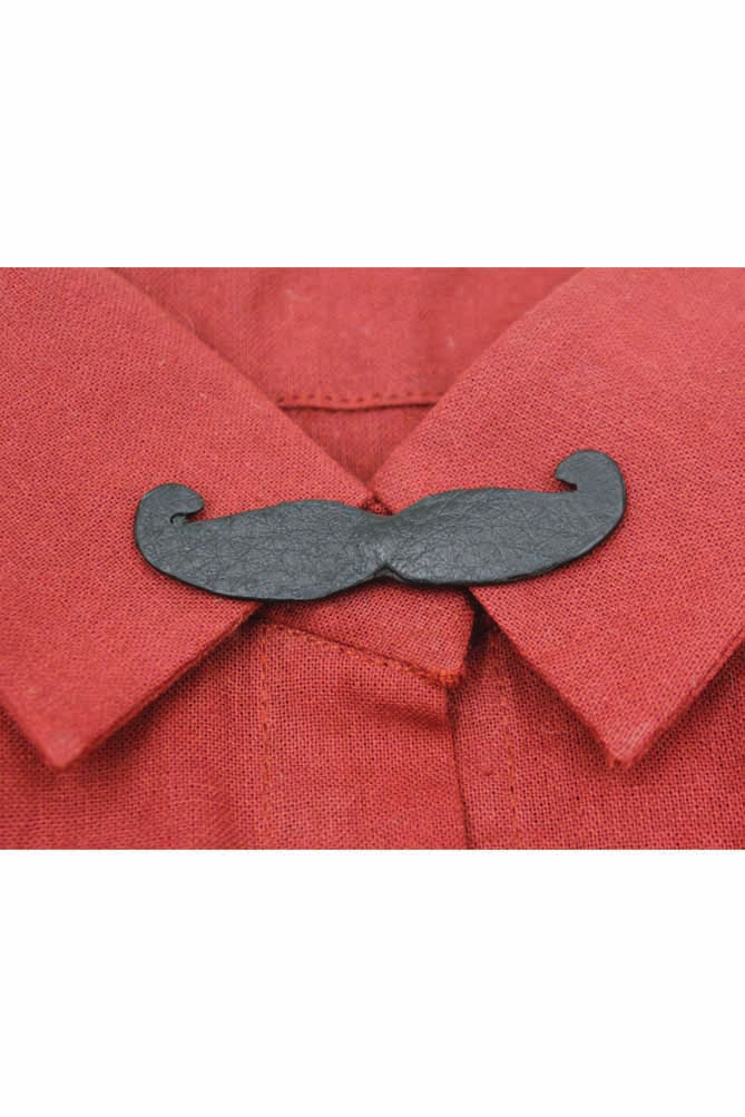 Kids Moustache Bow-Tie