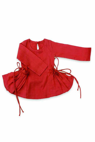 Folk Baby Girl Dress