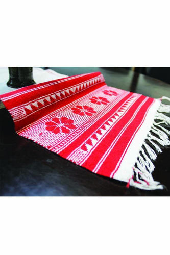 Folk Table Runner