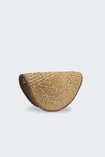 Load image into Gallery viewer, Water Hyacinth Clutch Bag