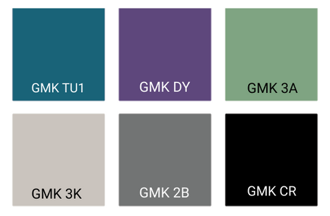 stock gmk colors for fundamentals