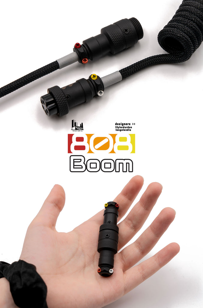 808-Boom Cable