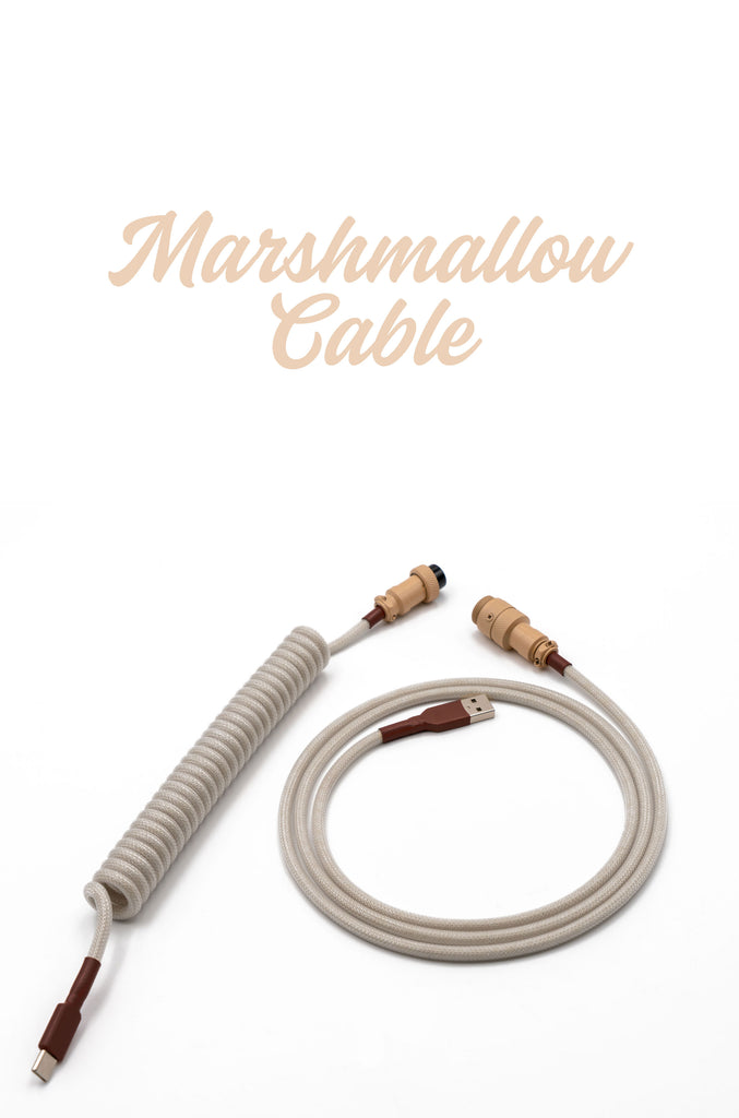 Marshmallow Cable