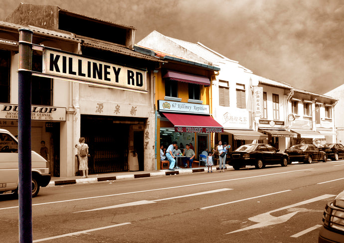 Killiney Kopitiam, Palo Alto ~Authentic Singapore Taste