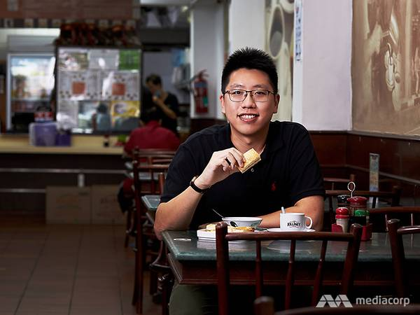 Meet the millennial leading Singapore icon Killiney Kopitiam into the future