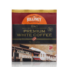 Load image into Gallery viewer, Killiney 2-in-1 Premium White Coffee - Killiney Singapore