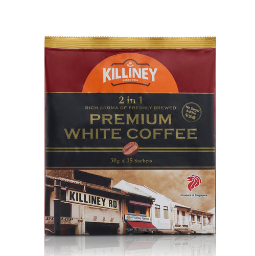 Killiney 2-in-1 Premium White Coffee - Killiney Kopitiam