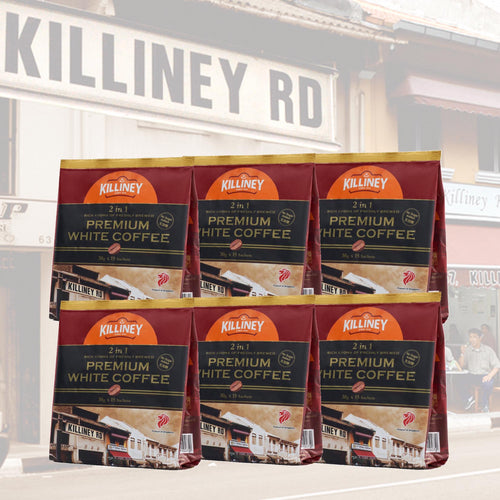 Killiney 2-in-1 Premium White Coffee Family Bundle - Killiney Kopitiam