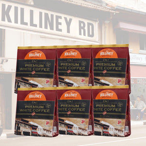 Killiney 2-in-1 Premium White Coffee Family Bundle - Killiney Singapore