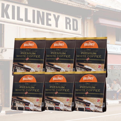 Killiney 3-in-1 Premium White Coffee Family Bundle - Killiney Kopitiam