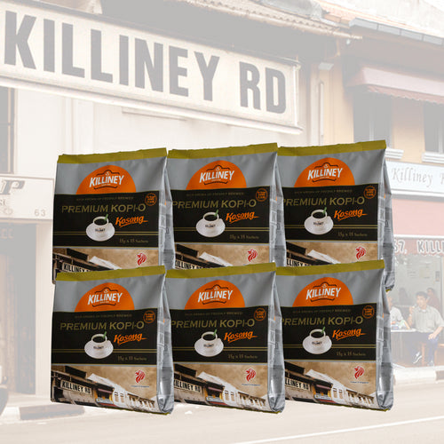 Killiney Premium Kopi-O Kosong Family Bundle - Killiney Singapore