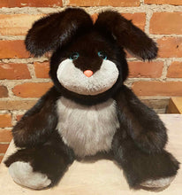 Load image into Gallery viewer, Handmade Vintage Bunny Bear with Ears Flopped