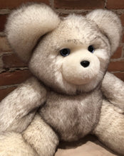 Load image into Gallery viewer, Lulu, the Faux Chinchilla Faux Fur Teddy Bear