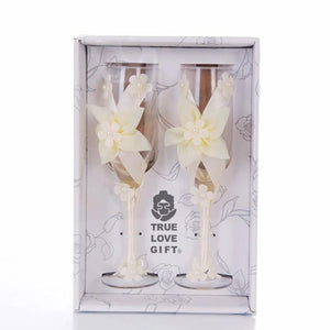 2pcs Set Wedding Glass Set - My Travel Shop