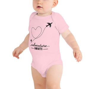 Baby One Piece - Custom Design by MyTravelShop.ca - My Travel Shop