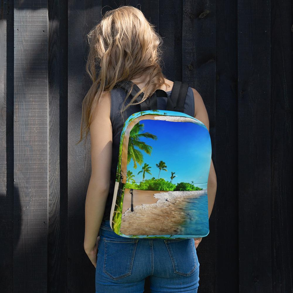 Backpack Paradise Beach