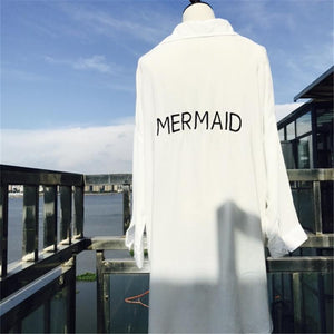 Beach Cover Up MERMAID - My Travel Shop