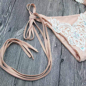 Bikini Set Lace Swimsuit - My Travel Shop