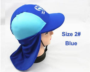 Children UPF 50+ hat - My Travel Shop