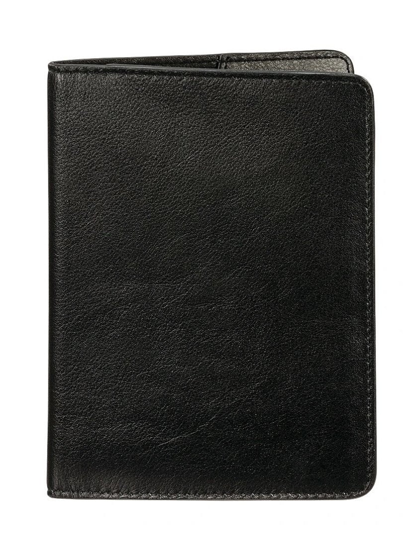 Gry Mattr Passport Holder Genuine Leather - Fast Pick Up & Delivery - My Travel Shop