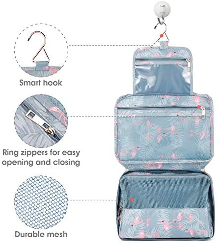 Hanging Travel Toiletry Bag - My Travel Shop