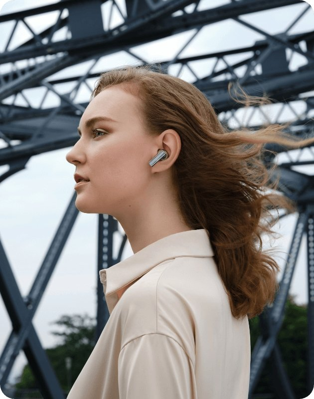 HUAWEI FreeBuds Pro, True Wireless Bluetooth in-Ear Earphones with Intelligent Noise Cancellation, 3-mic System, Quick Wireless Charging - My Travel Shop
