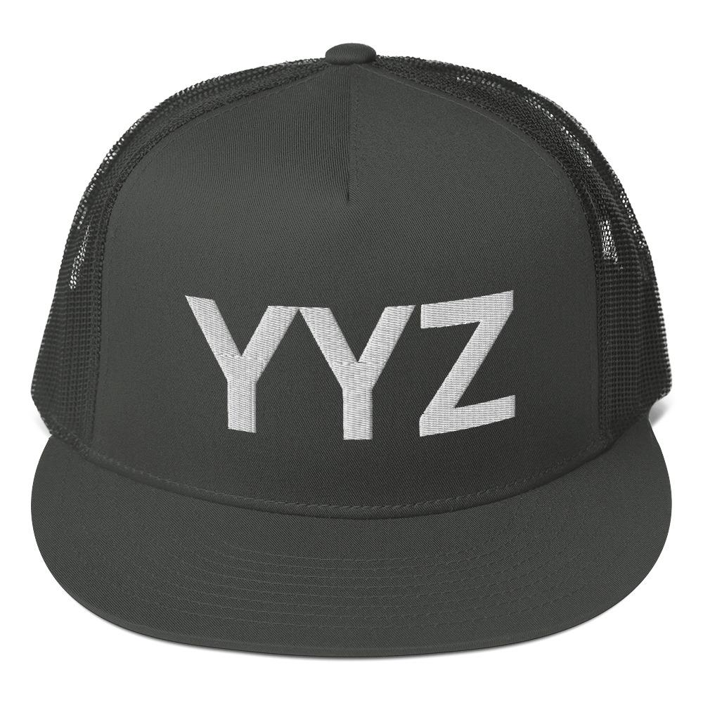 Mesh Back Snapback YYZ Toronto Proud - My Travel Shop