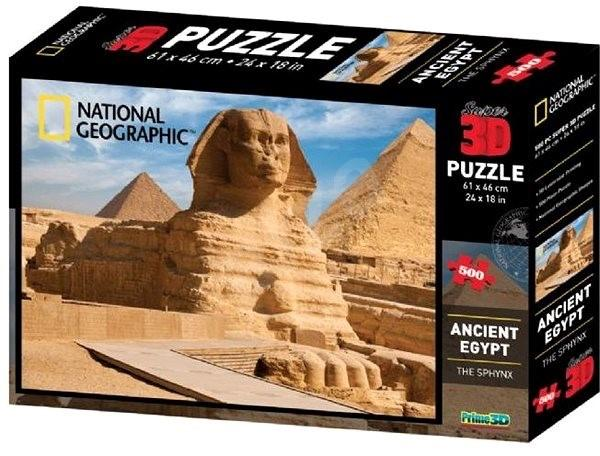 National Geographic 3D Puzzle 500pcs - My Travel Shop