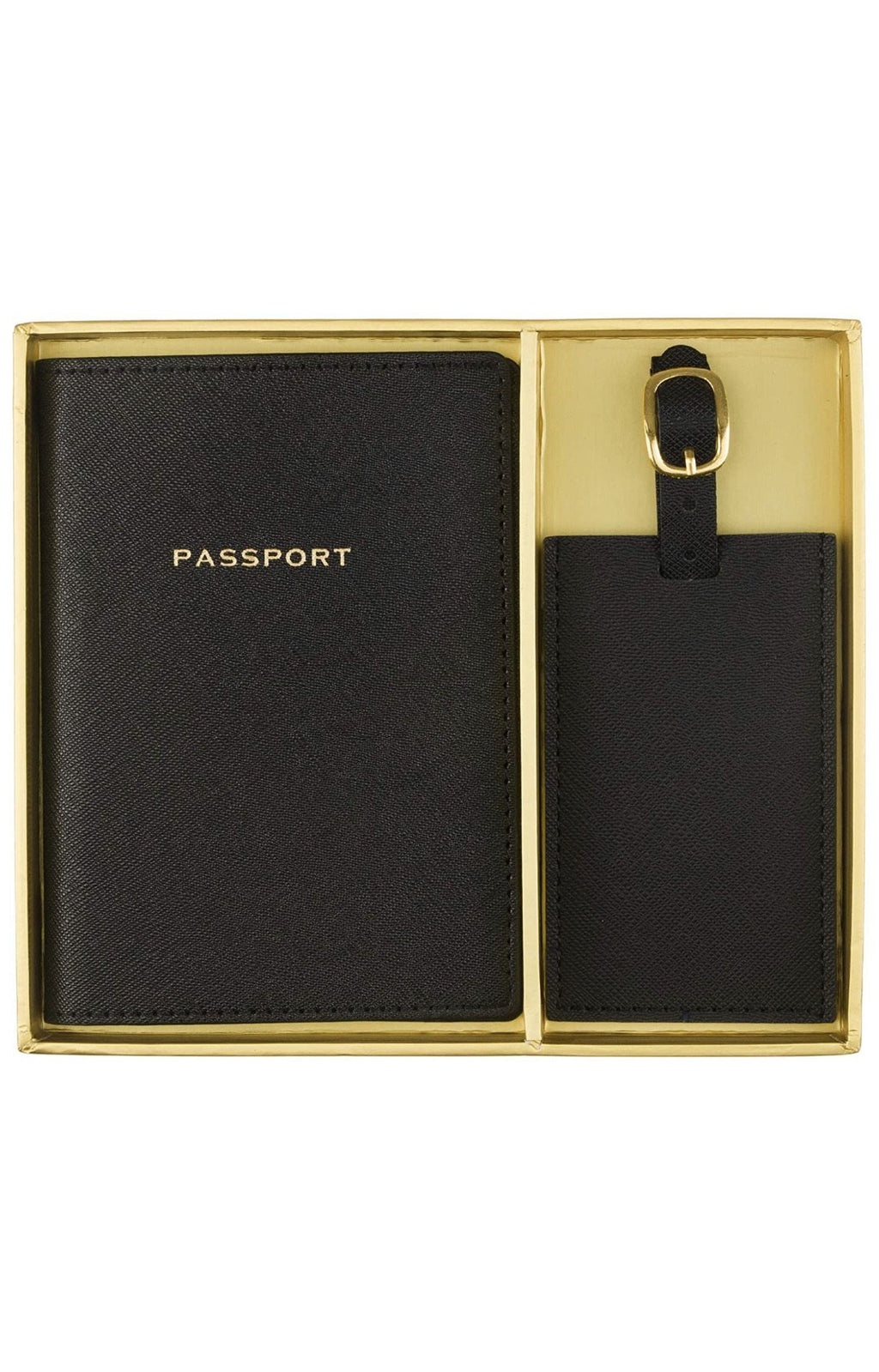 Passport Holder & Luggage Tag Gift Set - Local Pick Up & Fast Delivery - My Travel Shop