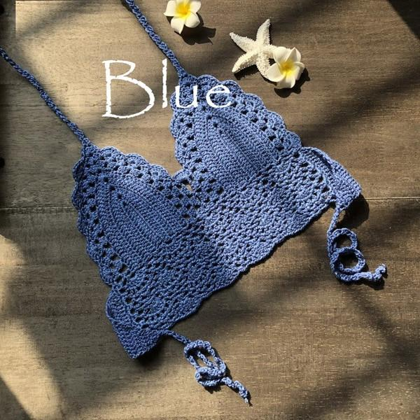 Triangle Bikini Top - My Travel Shop