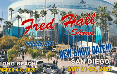 Fred Hall Shows in Long Beach 2020