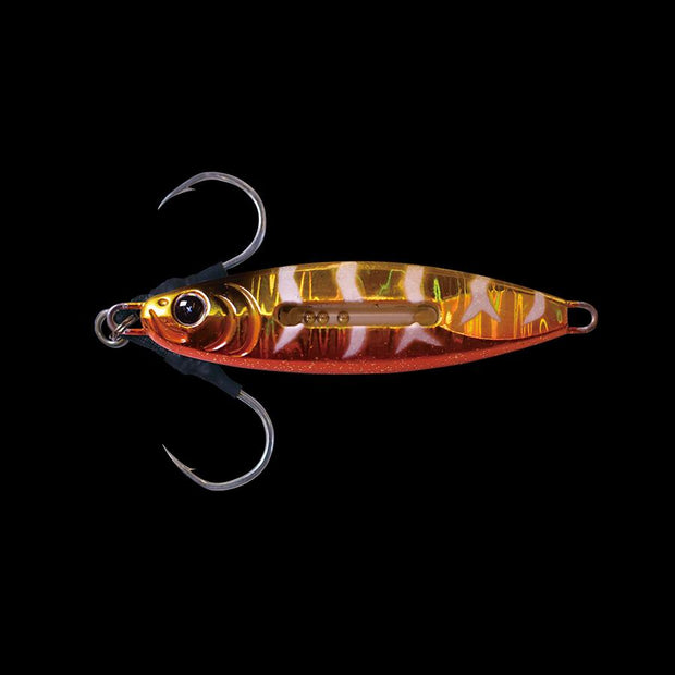 Metal Jacker SJ Copper Zebra Jig - SJ - Xtrada - FishXtrada