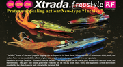 Xtrada freestyle RF Inchiku Jig - Freestyle - Xtrada - FishXtrada