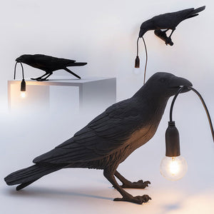 Bird Lamp LED Nordic Wall Lamps For Home Living Room Bedroom Aisle Restaurant Designer Home Decor Bird Light Wall Light Fixtures