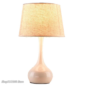 -style Simple Table Lamp Living Room Led Bedroom Bedside Table Lights Study Room Home Decor Desk Lamp