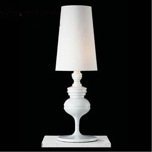 Modern Guard Table Lamps Brief Spanish Defender Desk Lamp Bedroom Table Lighting Reading Lamp Living Room Wedding Lights